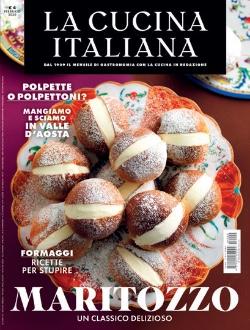 La Cucina Italiana first-cover