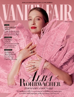 Vanity Fair first-cover